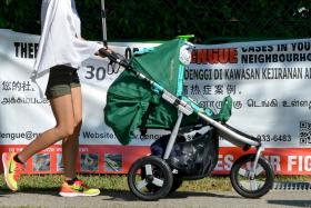 Parents can board buses with open strollers from next month