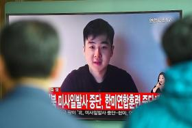 Video of Kim Jong Nam's son emerges
