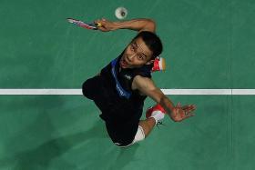 All-England Open champ Lee Chong Wei: Success a surprise