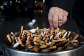 Your views: Ban smoking at all eateries