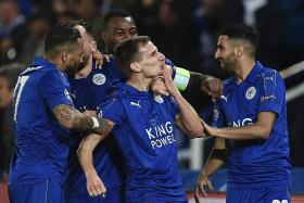 Foxes find themselves again in Champions League triumph