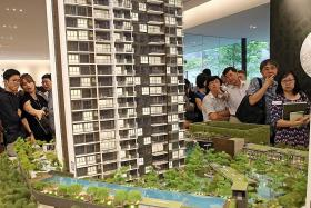 Surge in new private home sales last month