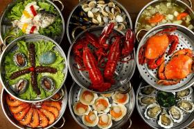 Weets Eats: Seafood power at K-Tower