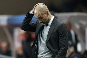 Pep: 'It wasn't a tactical mistake'