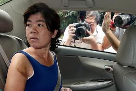 Thai woman jailed 5½ years for killing lover