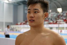 Swimmer Teong the surprise package