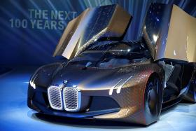 BMW to have self-driving car by 2021 World's first smart jacket to go on sale Drones to deliver emergency defibrillators?