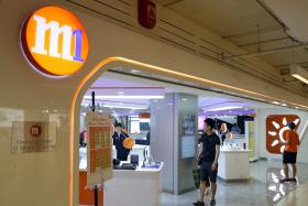 M1's three largest shareholders reviewing stakes