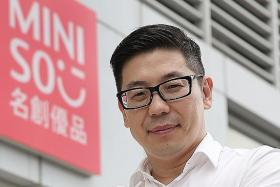 Miniso to open 20 more stores in S'pore