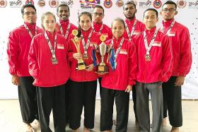 Silat exponents shine in dry run for SEA Games