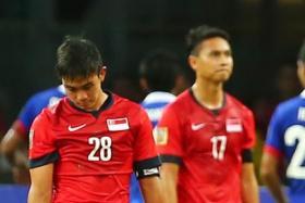 Shahril, Hafiz out of Lions squad