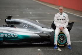 Mercedes' new F1 driver Valtteri Bottas hopes to become the fourth Finn to win a world championship.