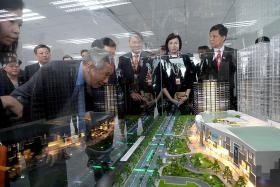 Mapletree opens first office tower in Vietnam