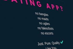 highblood dating app no banglas no maids