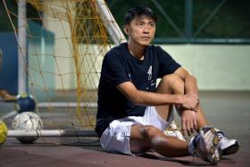 Former national defender Lim Tong Hai.