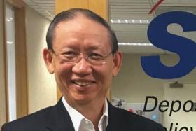 Singapore Deposit Insurance Corporation chief executive officer Ooi Sin Teik (above).
