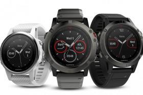 Garmin Fenix 5 Series Watch