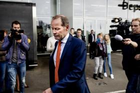 The KNVB has parted ways with Danny Blind after their World Cup qualifying campaign was left in tatters.
