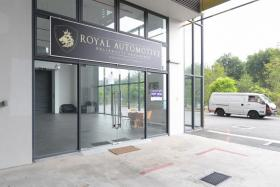 A former sales representative of Royal Automotive was charged in court last November with misappropriating funds.
