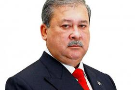 MACC chief meets Johor ruler