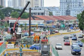 New charges for road works