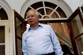 1MDB made $947m in debt payments: PM Najib