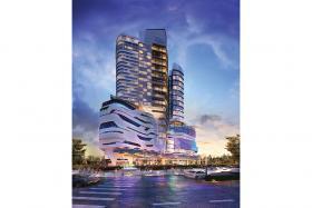 Capital 21 will be Johor Baru's largest mall.