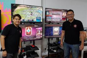 S'pore game firm makes history