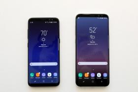 Samsung S8 and S8+