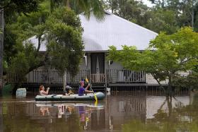Cyclone Debbie set to inflict more damage on Queensland