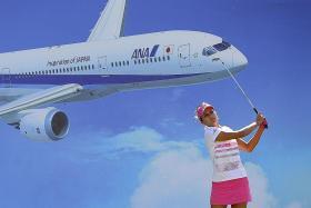 Plane sailing for Lexi
