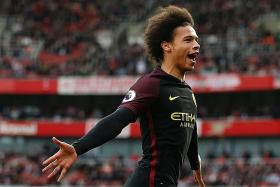 Sane: We can beat Chelsea