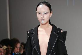 Now a full-time model, 2013 finalist no longer scared of spotlight