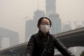 Air quality in China worsened in first quarter