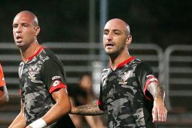 Tigers wary of Twin Towers of DPMM