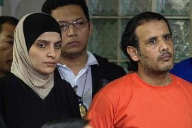 Manila to deport terror suspects