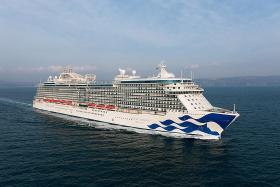 New Majestic Princess is made for Chinese market