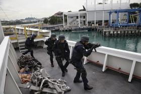 Countering terror 