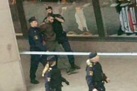 Suspect arrested, subways closed