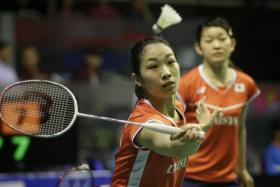 Japanese pair has unfinished business at OUE Singapore Open