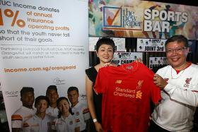 Football and a good cause make a perfect match