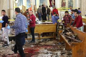 ISIS claims responsibility for bombings
