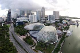New $30m waterfront theatre at Esplanade by 2021