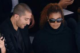 Janet Jackson splits with husband