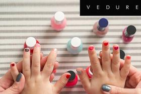 Mini manicures for your little ones