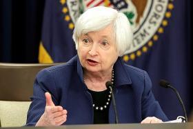 Fed independence 'under threat', Yellen warns