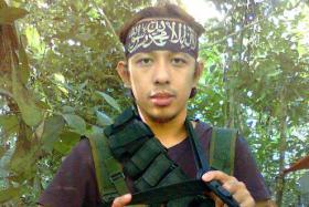 Abu Sayyaf leader Muamar Askali.