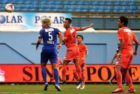 Super Sano fires Albirex back to the top
