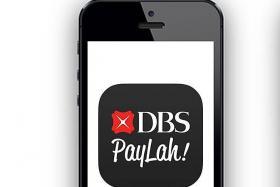 Banks offer payment via QR code.
