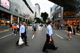 The Singapore Tourism Board has announced plans for refreshing Orchard Road to make it more pedestrian friendly